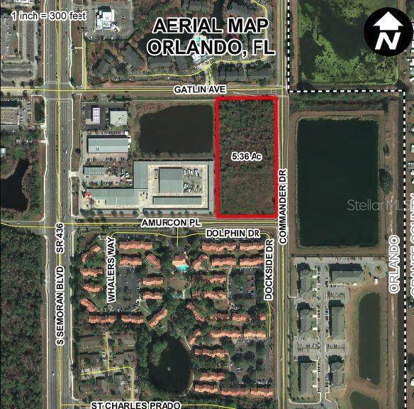 4798 Commander Drive, Orlando, FL 32822 (MLS #S5058393) :: Delgado Home Team at Keller Williams