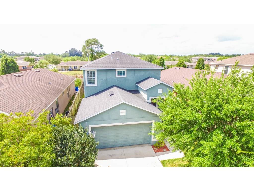 1101 Windton Oak Drive, Ruskin, FL 33570 (MLS #T2876255) :: The Duncan Duo & Associates