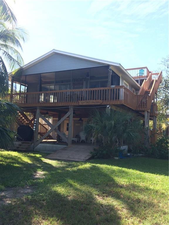 9526 Jolly Roger Trail, Placida, FL 33946 (MLS #T2919044) :: The BRC Group, LLC