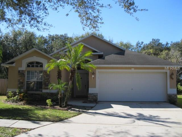 7113 Colony Pointe Dr, Riverview, FL 33578 (MLS #T2924290) :: The Lockhart Team