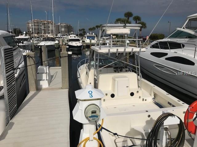 2600 Harbourside Drive O-3, Longboat Key, FL 34228 (MLS #T2924500) :: Medway Realty