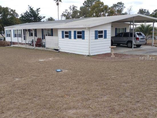 8033 Country Club Drive, Brooksville, FL 34613 (MLS #T2924625) :: Premium Properties Real Estate Services
