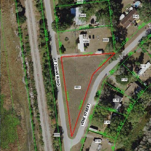 LOT 100X St Johns Road, Land O Lakes, FL 34638 (MLS #T3103488) :: The Duncan Duo Team