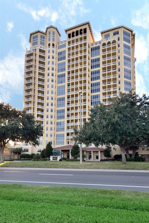 4201 Bayshore Boulevard #1804, Tampa, FL 33611 (MLS #T3104374) :: The Duncan Duo Team