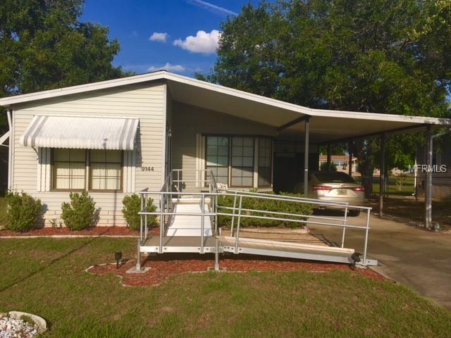 9144 Scepter Avenue, Brooksville, FL 34613 (MLS #T3104785) :: Griffin Group