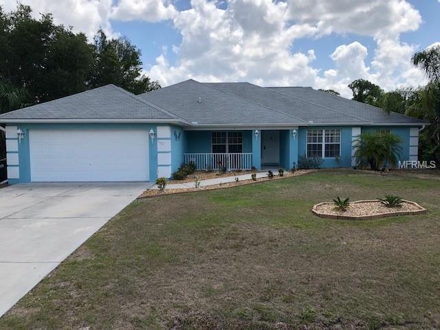 5122 Balmor Terrace, North Port, FL 34288 (MLS #T3105541) :: The Duncan Duo Team