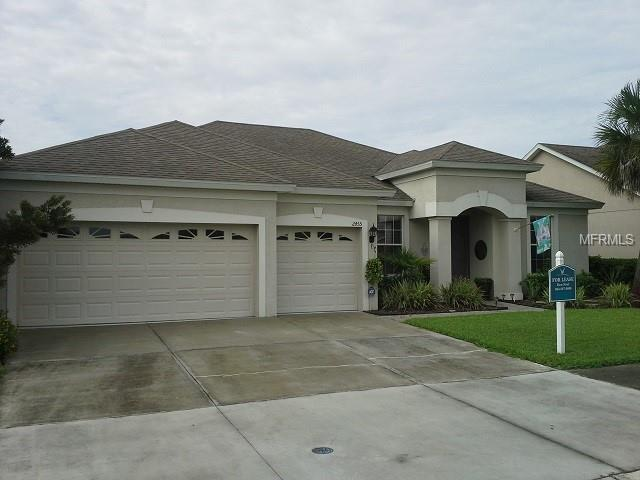 2455 Tahoe Drive, Lakeland, FL 33805 (MLS #T3108221) :: The Duncan Duo Team