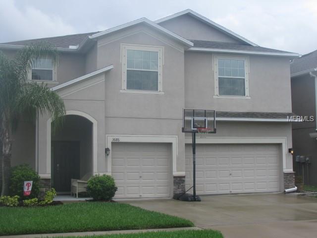 3686 Morgons Castle Court, Land O Lakes, FL 34638 (MLS #T3108760) :: Arruda Family Real Estate Team