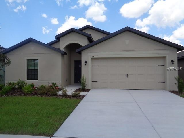 904 Wynnmere Walk Avenue, Ruskin, FL 33570 (MLS #T3118002) :: Team Bohannon Keller Williams, Tampa Properties