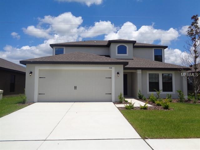 738 Chatham Walk Drive, Ruskin, FL 33570 (MLS #T3118017) :: Team Bohannon Keller Williams, Tampa Properties