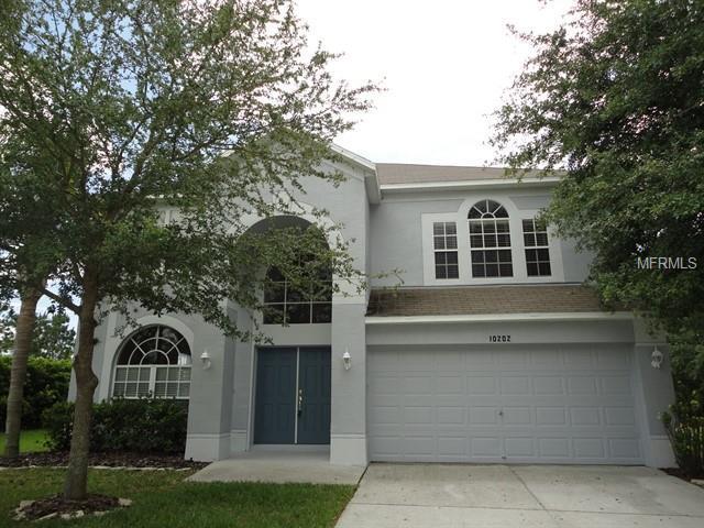 10202 Grant Creek Drive, Tampa, FL 33647 (MLS #T3118230) :: Team Bohannon Keller Williams, Tampa Properties