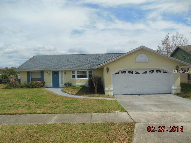 603 Lake Doe Boulevard, Apopka, FL 32703 (MLS #T3125034) :: The Duncan Duo Team