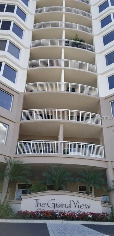 371 Channelside Walk Way #1103, Tampa, FL 33602 (MLS #T3137029) :: Revolution Real Estate