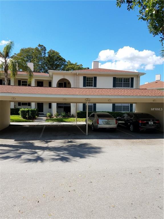 10374 Carrollwood Lane #247, Tampa, FL 33618 (MLS #T3137158) :: Team Bohannon Keller Williams, Tampa Properties