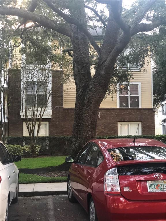 10024 Strafford Oak Ct Unit 807 #807, Tampa, FL 33624 (MLS #T3137216) :: Team Bohannon Keller Williams, Tampa Properties