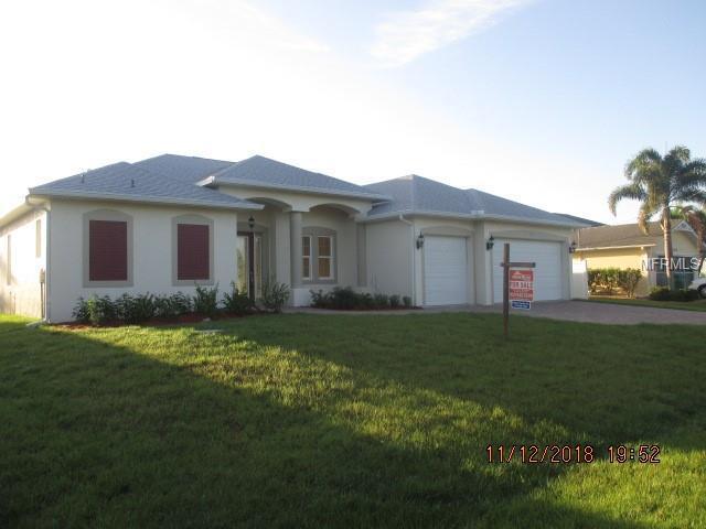 8410 Santa Cruz Drive, Port Charlotte, FL 33981 (MLS #T3141692) :: Burwell Real Estate