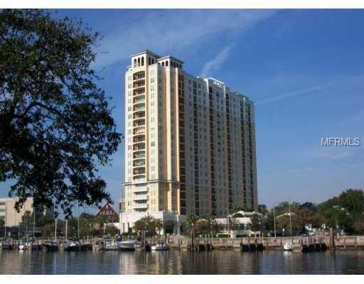 345 Bayshore Boulevard #712, Tampa, FL 33606 (MLS #T3144273) :: Andrew Cherry & Company