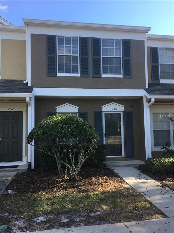 1248 Standridge Drive, Wesley Chapel, FL 33543 (MLS #T3147138) :: RE/MAX CHAMPIONS