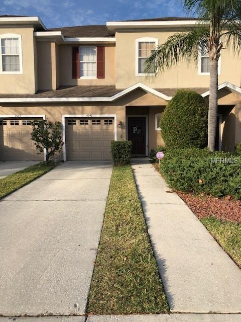 4541 Amberly Oaks Court, Tampa, FL 33614 (MLS #T3152399) :: The Light Team
