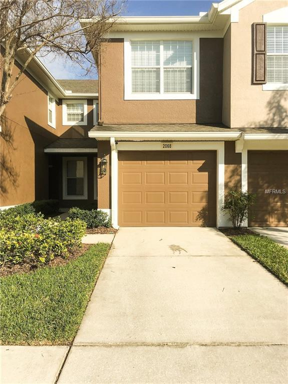 2068 Kings Palace Drive #2068, Riverview, FL 33578 (MLS #T3154349) :: The Duncan Duo Team