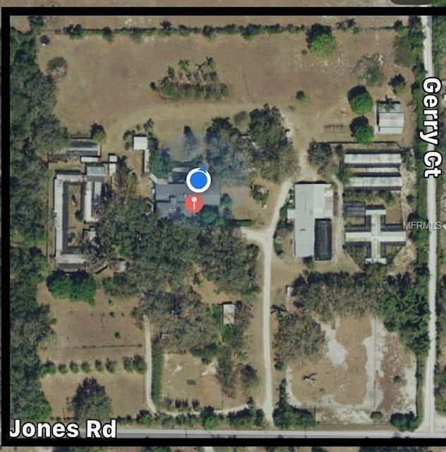 5873 Jones Road, Saint Cloud, FL 34771 (MLS #T3156083) :: Cartwright Realty