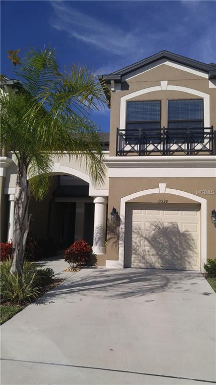 11538 Crowned Sparrow Lane, Tampa, FL 33626 (MLS #T3157295) :: Andrew Cherry & Company