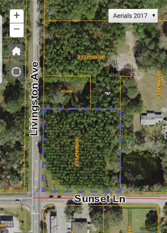 Livingston Avenue, Lutz, FL 33559 (MLS #T3157314) :: Griffin Group