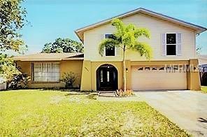 6827 Twelve Oaks Boulevard, Tampa, FL 33634 (MLS #T3157710) :: RE/MAX CHAMPIONS
