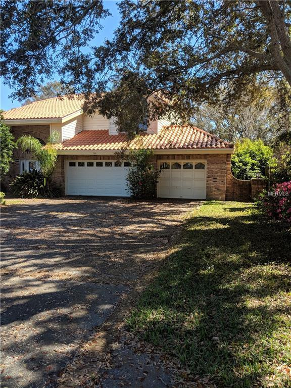 144 Woodside Court, Safety Harbor, FL 34695 (MLS #T3159014) :: Paolini Properties Group
