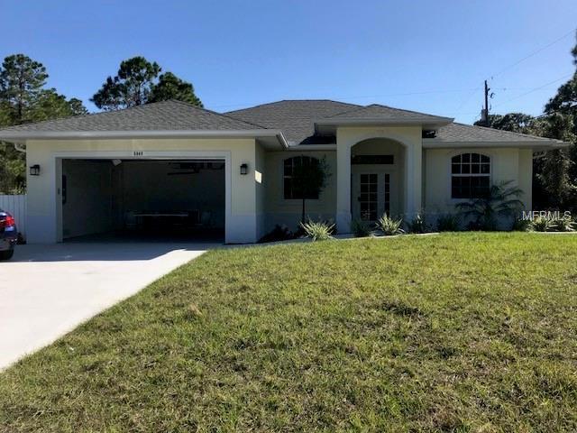 5849 Gillot Street, Port Charlotte, FL 33981 (MLS #T3159519) :: Mark and Joni Coulter | Better Homes and Gardens