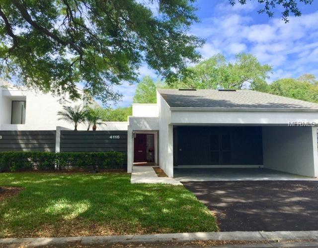 4116 Northmeadow Circle #4116, Tampa, FL 33618 (MLS #T3162231) :: The Duncan Duo Team
