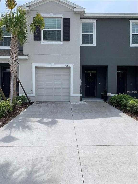 8841 Indigo Trail Loop, Riverview, FL 33578 (MLS #T3163274) :: The Duncan Duo Team
