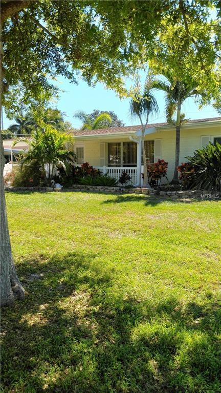 1738 Colleen Street, Sarasota, FL 34231 (MLS #T3163812) :: Jeff Borham & Associates at Keller Williams Realty