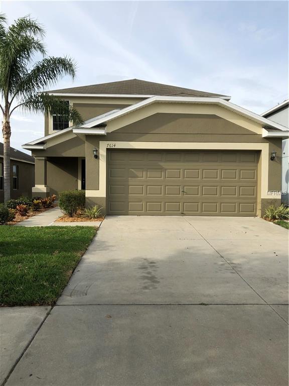 7614 Maroon Peak Drive, Ruskin, FL 33573 (MLS #T3164104) :: Team Bohannon Keller Williams, Tampa Properties