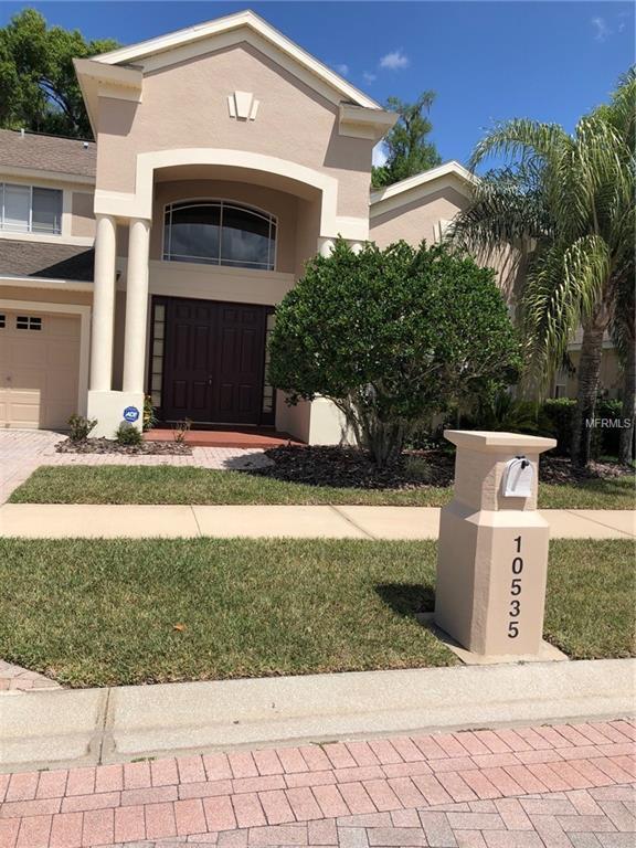10535 Canary Isle Drive, Tampa, FL 33647 (MLS #T3165254) :: Team Bohannon Keller Williams, Tampa Properties