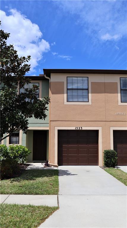 1523 Water Terrace Lane, Brandon, FL 33511 (MLS #T3165911) :: Cartwright Realty