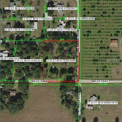 39425 Wilds Road, Dade City, FL 33525 (MLS #T3167186) :: GO Realty