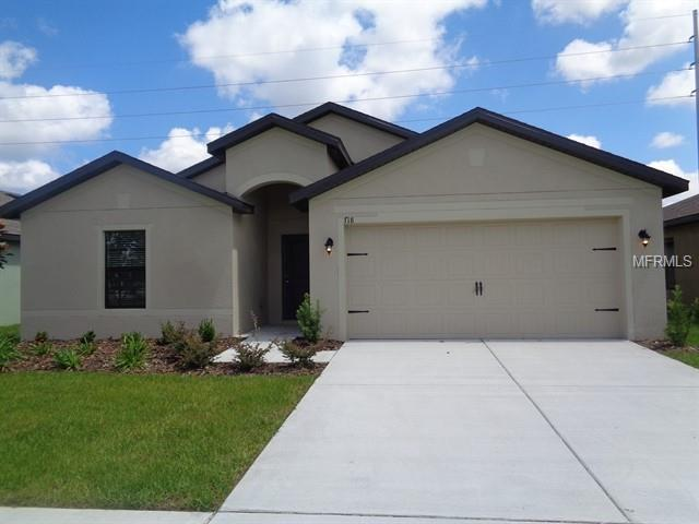 718 Chatham Walk Drive, Ruskin, FL 33570 (MLS #T3168350) :: Team Bohannon Keller Williams, Tampa Properties