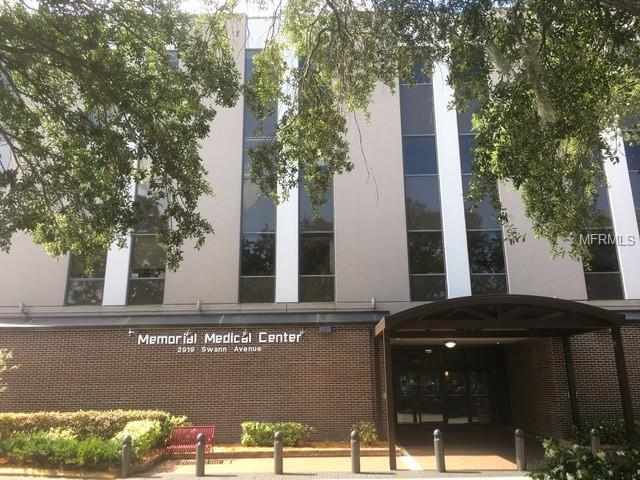 2919 W Swann Avenue #402, Tampa, FL 33609 (MLS #T3171755) :: The Duncan Duo Team
