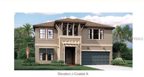7 Jackson Landing Place, Tampa, FL 33624 (MLS #T3175562) :: Team Bohannon Keller Williams, Tampa Properties