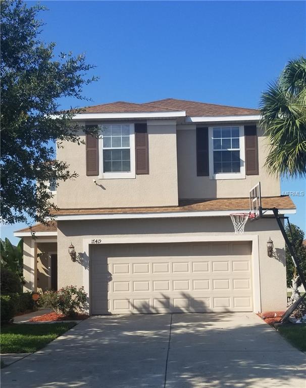 17419 New Cross Circle, Lithia, FL 33547 (MLS #T3175731) :: The Robertson Real Estate Group