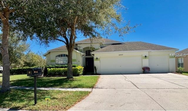 16325 Bridgeglade Lane, Lithia, FL 33547 (MLS #T3176003) :: Team Bohannon Keller Williams, Tampa Properties