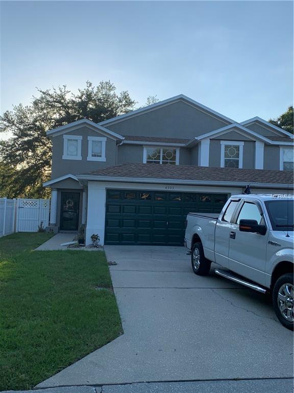 4303 Brooker Creek Drive, Palm Harbor, FL 34685 (MLS #T3176376) :: Lockhart & Walseth Team, Realtors