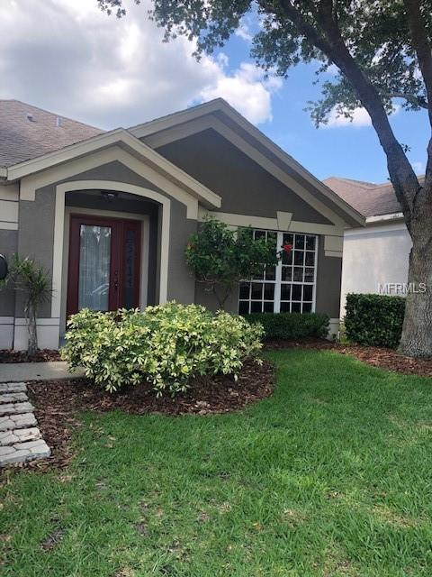 5614 Terrain De Golf Drive, Lutz, FL 33558 (MLS #T3176577) :: Team Bohannon Keller Williams, Tampa Properties