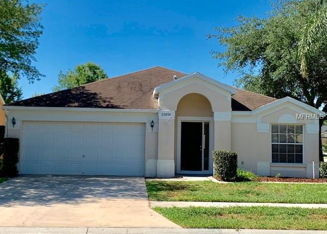 26800 Affirmed Drive, Zephyrhills, FL 33544 (MLS #T3176708) :: Ideal Florida Real Estate