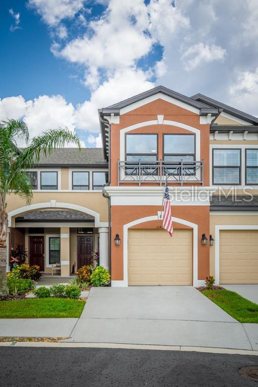 11458 Crowned Sparrow Lane, Tampa, FL 33626 (MLS #T3180718) :: Andrew Cherry & Company