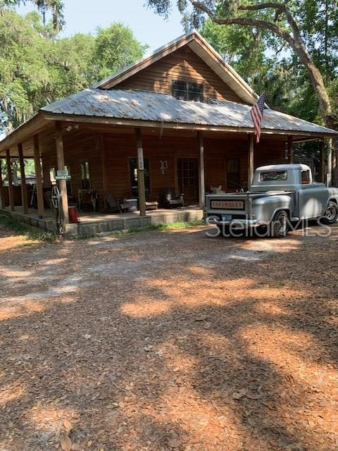21940 NW 54TH COURT Road, Micanopy, FL 32667 (MLS #T3182121) :: The Duncan Duo Team