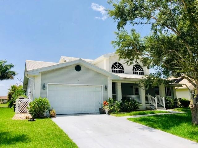 340 Portofino Drive, Punta Gorda, FL 33950 (MLS #T3183635) :: Delgado Home Team at Keller Williams
