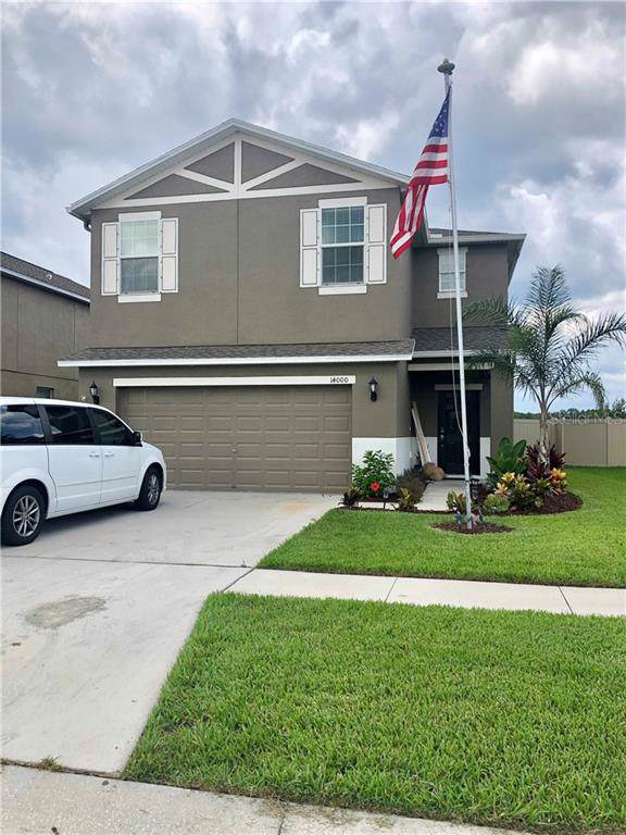 14000 Lugano Court, Hudson, FL 34669 (MLS #T3186707) :: Jeff Borham & Associates at Keller Williams Realty