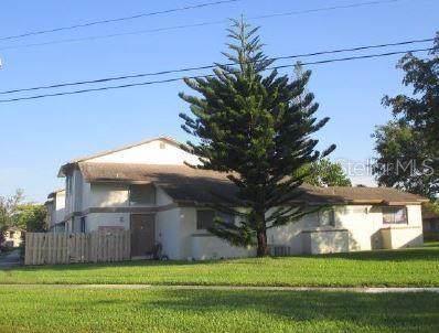 10825 NW 29TH Manor #8, Sunrise, FL 33322 (MLS #T3187297) :: The Duncan Duo Team